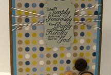 Stampin Up - Trust God / by Flossie Cusick