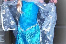 Frozen / Ideas for Graces birthday