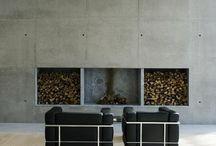 Betongvegger / Eksponert/ synlig betong