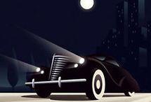 Art Deco & avant-garde