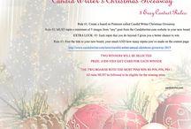 Candid Writer Christmas Giveaway / by Trisha Blair