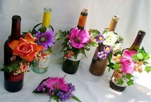 wine bottles / by Alicia Toole