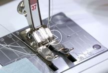 On line sewing lesson
