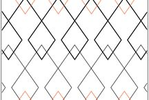 Pantograph Patterns / Any and all inspirational pantographs