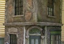 Dollhouses -european style