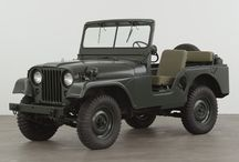 Nekaf / Willys M38A1 Jeep 14 ton