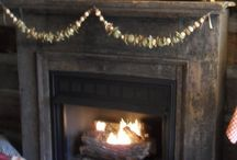 Fireplaces / by Lisa McPherson