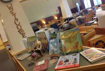 Library Displays 2014-2015 / by McDevitt Library
