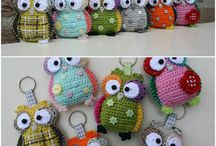 Crochet tiny things