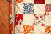 Quilts - Completed and Vintage