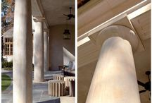 Natural Stone Columns 2015 / Columns in the Classical Order are known to all of us who follow the art of architecture and very important to a company like Materials Marketing, an American stone purveyor. As brief background, the Greek orders would be Doric, Ionic, and Corinthian.