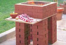 DIY barbeque