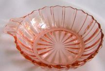 Pretty in Pink <3 / by Charmings Vintage Glass and Collectibles