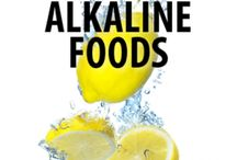 Alkaline / Alkaline water and Alkaline foods