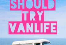 Van roadtrip