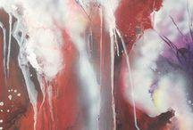 Kunst / Abstrakte malerei