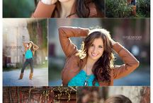 Senior photography / by Letyna Moss