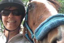 Horse selfies / Always cute