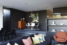 Inspiration ~ Mid Century Style / Inspired interiors by others from across the web.