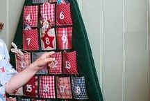 Vianoce- adventný kalendár