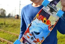 Longboard junior / Foto