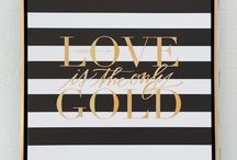 All things gold / by Fabb ulous
