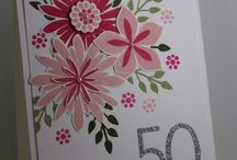 Flower Patch cards
