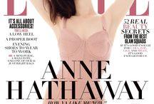CAST   Anne Hathaway
