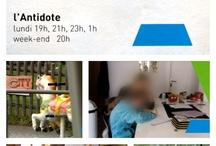 L'ANTIDOTE, magazine de prévention santé / L'émission santé et prévention de Canal9, produite avec le Service Cantonal de la Santé Publique, Addiction Valais et Promotion Santé Valais.  http://www.canal9.ch/television-valaisanne/emissions/antidote.html