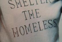 Homeless - Hjemløs
