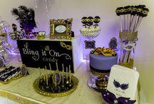 Masquerade Ball ~ California Country Club Bridal Showcase