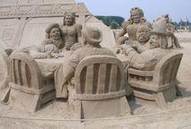 sand art°