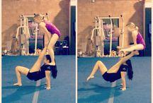 Gymnastics Template