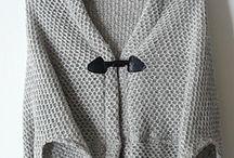 Chaquetas deCamino FW/14 / Chaquetas de lana tejidas a mano en España. Descubre más en nuestra tienda online! www.decamino.info