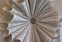 Paper. / DIY Paper crafts / by Pamela Fosse