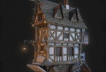 enviroment_gameart_houses