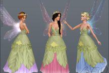 {Sims 3} Theme: Fairies