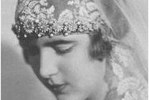 Vintage veils