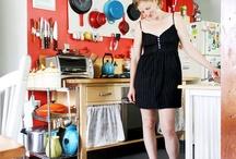 Kitchen / Kitchen ideas, color combos, etc / by Jillian Mabey