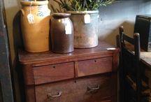 Old Furniture-Vanhat huonekalut