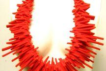tekstil smykker