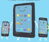 technology in the classroom / by Colleen Landgrebe