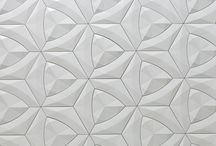Cruck / Contemporary tile design by Levi Fignar