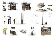 Mobiliários Urbanos AU