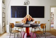 New York Spaces: Dining Areas