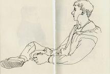 Pragt og papir / Andres skitse og grafisk frembringelser