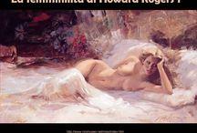 Monografie d'arte: Howard Rogers / La femminilità