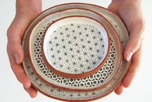 Plates / Ceramic
