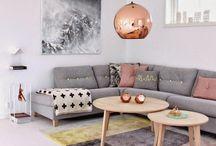 interiors blush copper