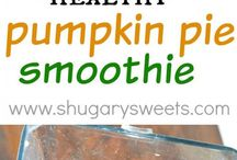 Recipes - Pumpkin Recipes / Anything Pumpkin! Because it's that amazing!